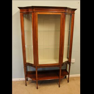 Edwardian Walnut Pot Cupboard Beneficial To The Sperm Edwardian (1901-1910) Cabinets