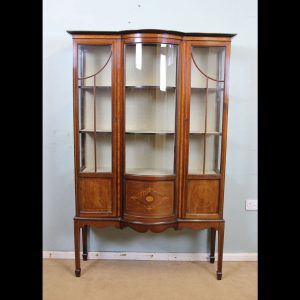Antique China Display Cabinet.